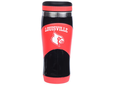 Louisville Cardinals School Spirit Travel Tumbler