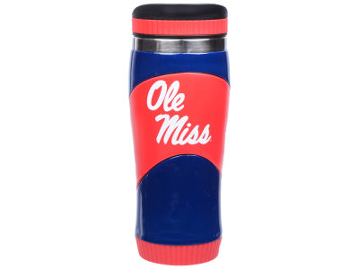 Ole Miss Rebels School Spirit Travel Tumbler