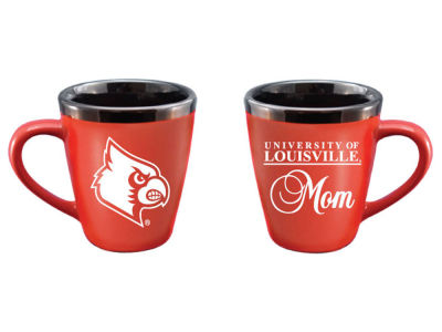 Louisville Cardinals 18oz Mom Sophia Mug