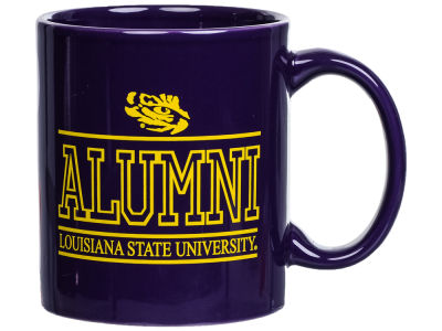 LSU Tigers 11oz Colored Alumni Mug