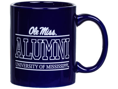 Ole Miss Rebels 11oz Colored Alumni Mug