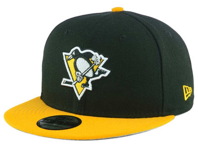 Pittsburgh Penguins New Era NHL Team Patcher 9FIFTY Snapback Cap