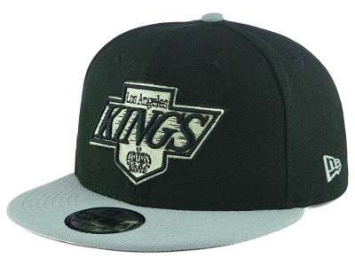 Los Angeles Kings New Era NHL Vint Team Patcher 9FIFTY Snapback Cap