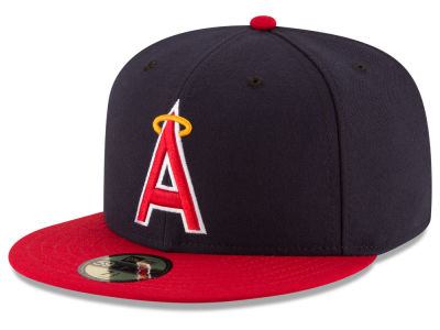 Los Angeles Angels New Era MLB 2016 Turn Back The Clock 59FIFTY Cap