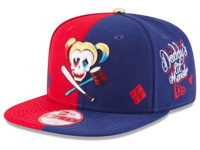 Harley Quinn DC Comics Suicide Squad Character Face 9FIFTY Snapback Cap