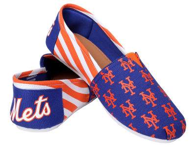 New York Mets Canvas Stripe Shoe
