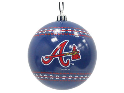 "Atlanta Braves 3"" Ugly Sweater Ornament"