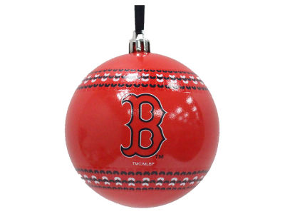 "Boston Red Sox 3"" Ugly Sweater Ornament"