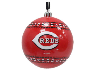 "Cincinnati Reds 3"" Ugly Sweater Ornament"