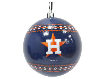 "Houston Astros 3"" Ugly Sweater Ornament"