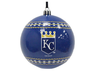 "Kansas City Royals 3"" Ugly Sweater Ornament"