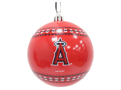 "Los Angeles Angels 3"" Ugly Sweater Ornament"