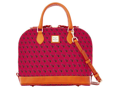 Arizona Cardinals Dooney & Bourke Zip Zip Satchel