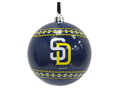 "San Diego Padres 3"" Ugly Sweater Ornament"