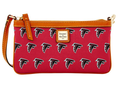 Atlanta Falcons Dooney & Bourke Large Wristlet