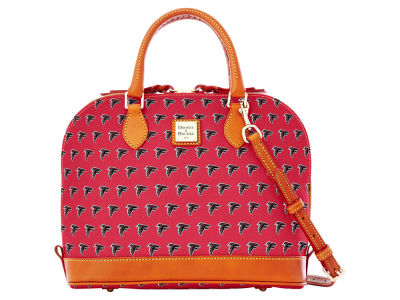 Atlanta Falcons Dooney & Bourke Zip Zip Satchel