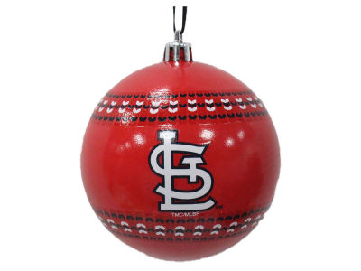 "St. Louis Cardinals 3"" Ugly Sweater Ornament"