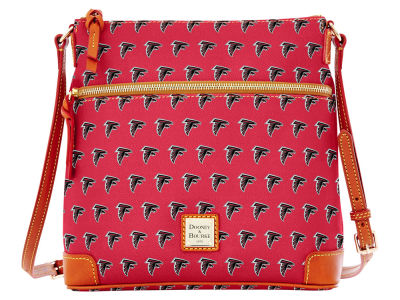 Atlanta Falcons Dooney & Bourke Crossbody Purse