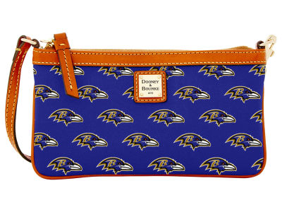 Baltimore Ravens Dooney & Bourke Large Wristlet