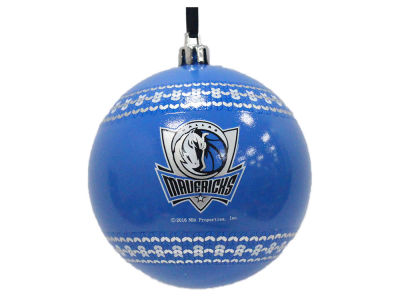 "Dallas Mavericks 3"" Ugly Sweater Ornament"