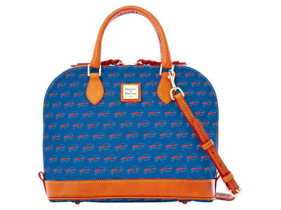 Buffalo Bills Dooney & Bourke Zip Zip Satchel