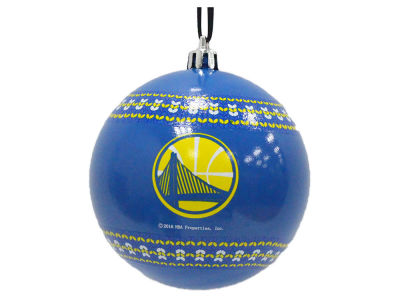 "Golden State Warriors 3"" Ugly Sweater Ornament"