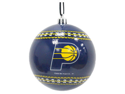 "Indiana Pacers 3"" Ugly Sweater Ornament"