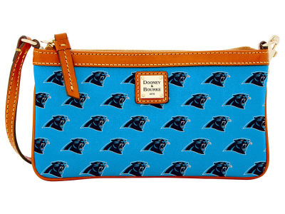 Carolina Panthers Dooney & Bourke Large Wristlet
