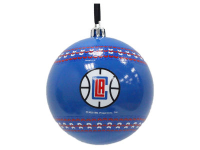 "Los Angeles Clippers 3"" Ugly Sweater Ornament"