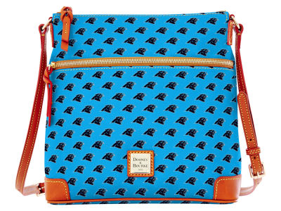 Carolina Panthers Dooney & Bourke Crossbody Purse