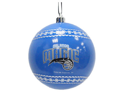 "Orlando Magic 3"" Ugly Sweater Ornament"