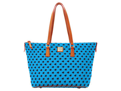 Carolina Panthers Dooney & Bourke Zip Top Shopper