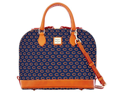 Chicago Bears Dooney & Bourke Zip Zip Satchel