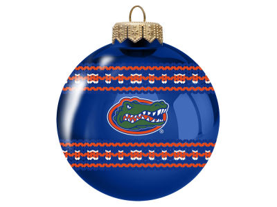"Florida Gators 3"" Ugly Sweater Ornament"