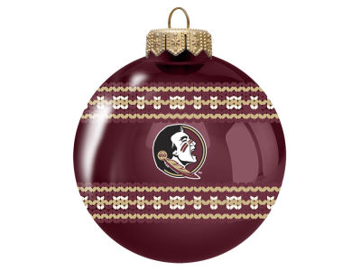 "Florida State Seminoles 3"" Ugly Sweater Ornament"