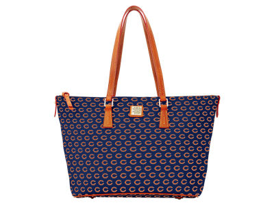 Chicago Bears Dooney & Bourke Zip Top Shopper