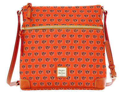 Cincinnati Bengals Dooney & Bourke Crossbody Purse