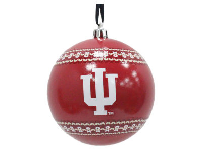 "Indiana Hoosiers 3"" Ugly Sweater Ornament"
