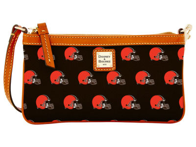 Cleveland Browns Dooney & Bourke Large Wristlet