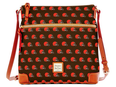 Cleveland Browns Dooney & Bourke Crossbody Purse