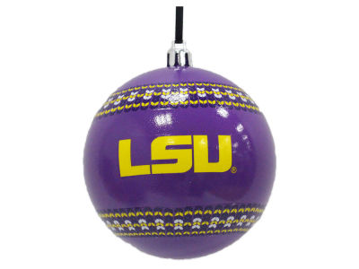 "LSU Tigers 3"" Ugly Sweater Ornament"