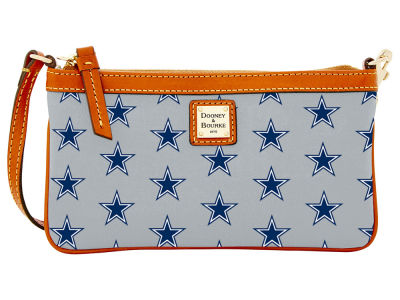 Dallas Cowboys Dooney & Bourke Large Wristlet