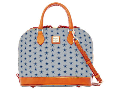 Dallas Cowboys Dooney & Bourke Zip Zip Satchel
