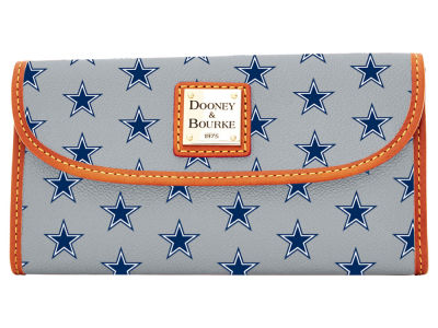 Dallas Cowboys Dooney & Bourke Continental Clutch