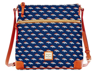 Denver Broncos Dooney & Bourke Crossbody Purse