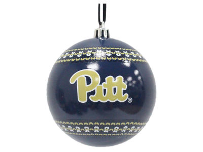 "Pittsburgh Panthers 3"" Ugly Sweater Ornament"