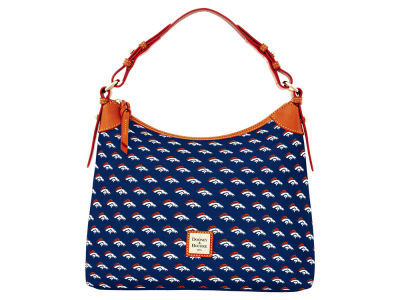Denver Broncos Dooney & Bourke Hobo Bag