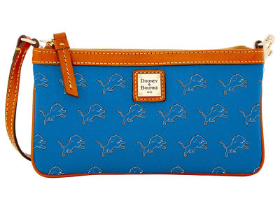 Detroit Lions Dooney & Bourke Large Wristlet