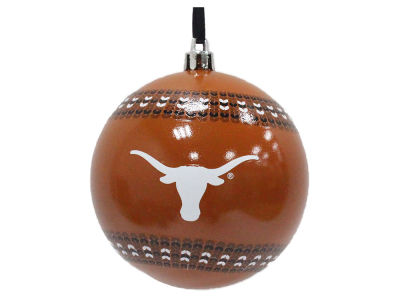 "Texas Longhorns 3"" Ugly Sweater Ornament"