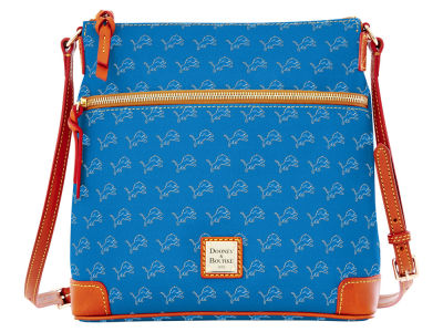 Detroit Lions Dooney & Bourke Crossbody Purse